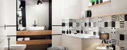Tibi White STR 60,8x30,8 Domino