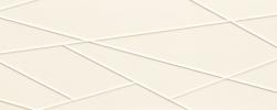 House Of Tones White A STR 32,8x89,8 Tubądzin