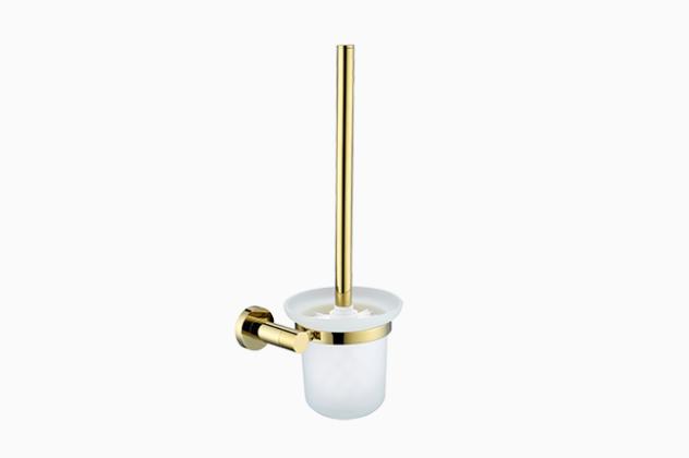 Szczotka do WC, wisząca MODERN PROJECT złota Omnires