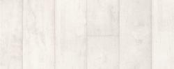 Tek biały bielony Classic CLM1290 1200X190X8 QUICK STEP
