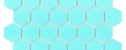 Mozaika Heksagon montana mat 51 DUNIN