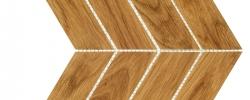 Mozaika Etn!k Chevron Oak DUNIN