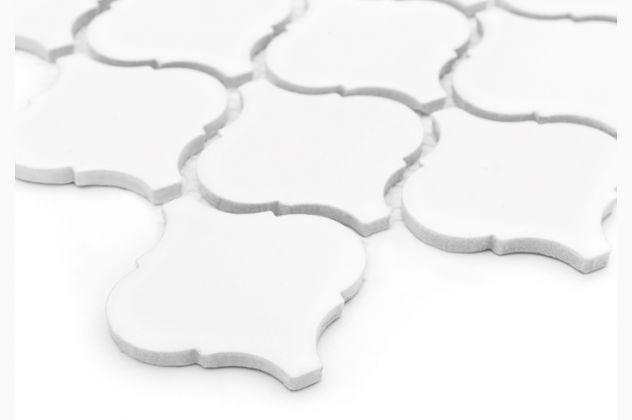 Mozaika Arabesca mini white DUNIN