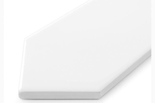 Mozaika Trittone White 01 DUNIN
