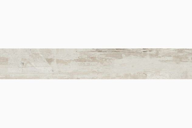 WOOD work white 19x119,8 Korzilius Tubądzin