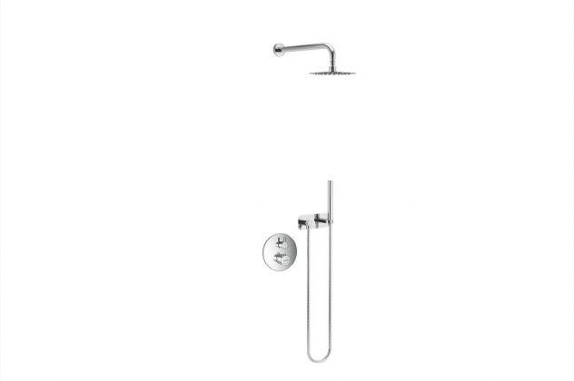 Zestaw prysznicowy podtynkowy Frost Termo Excellent