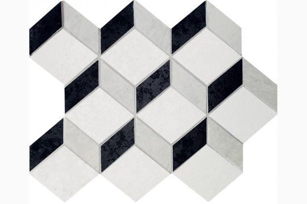 Mozaika Barcelona 2A Maciej Zień Tubądzin