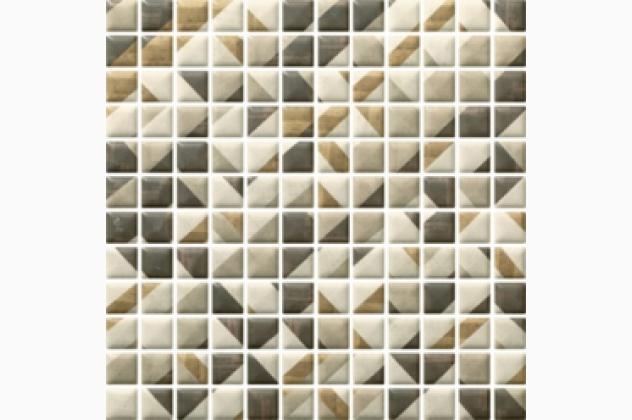 Enya Grafit Mozaika Prasowana K.2,3X2,3 Mix Paradyż
