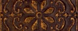 TINTA BROWN 14,8x14,8 Tubądzin