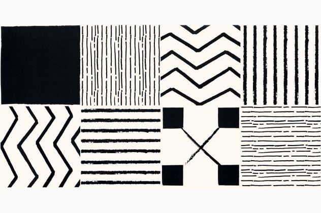 TIBI GEO 1 30,8x60,8 Domino
