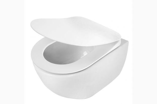 Miska wc Peonia Zero Deante