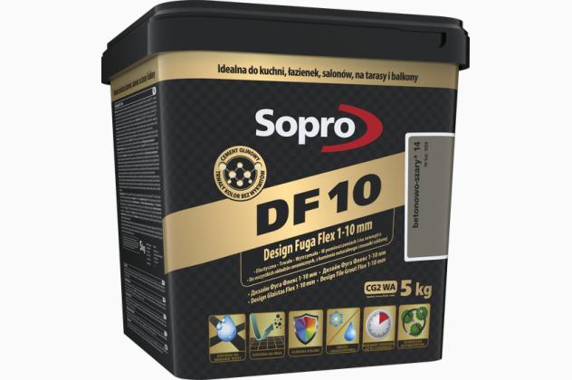 DF 10® - Design Fuga Flex 1-10 mm Sopro